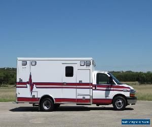 2012 Chevrolet 4500 AEV Trauma Hawk Type III Ambulance for