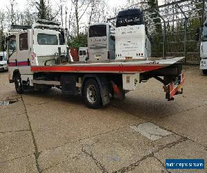 RECOVERY  EURO 6 LEZ ULEZ ISUZU N75 CREW CAB TILT AND SLIDE  for Sale