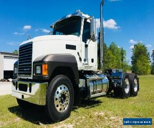 2017 Mack CHU613 for Sale