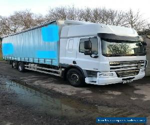DAF CF 75.360 CURTAINSIDER TRUCK for Sale