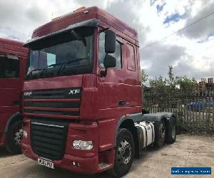 DAF TRUCKS XF 105 XF 460 6X2 CHOICE OF 9 for Sale