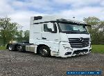 MERCEDES ACTROS 6x2 63 REG EURO5 for Sale