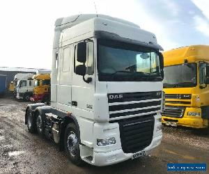 DAF XF 105.460 6x2 MID LIFT TRACTOR UNIT ULEZ COMPLIANT  for Sale