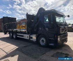 Volvo fm340 Hiab VERY LOW MILES for Sale
