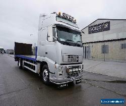 Volvo FH 13 480 GLOBETROTTER XL CAB 6X2 RIGID BEAVERTAIL PLANT LORRY  for Sale