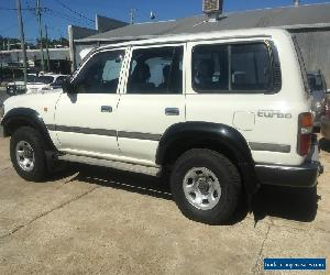 TOYOTA LANDCRUISER FACTORY TURBO 80 SERIES WITH 1HDFT ENGINE