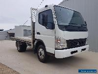 FUSO CANTER . 2011 . ALUM TRAY . 5th WHEELER & HIGH LIFT . LOW KMS for Sale