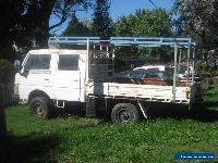 nissan cabstar diesel runs well for Sale