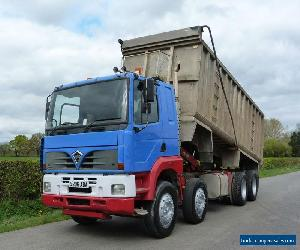 FODEN ALPHA 3000 8 X 4 Alloy Body Tipper for Sale