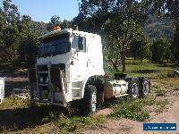 International prime mover truck with palfinger PK1100 hiab crane scrap setup for Sale