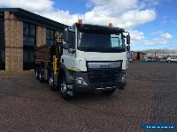 2017 DAF CF Construction Tipper Grab Lorry Utility Truck for Sale