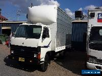 ford trader pan pantec truck same as Mazda motor home camper swap trade for Sale