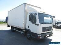 2008/08 MAN TGL.150 7.5 TONNE BOX WITH TAIL LIFT for Sale