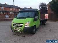 Ford transit recovery truck mk7 conversion stunning example st looks px welcome for Sale