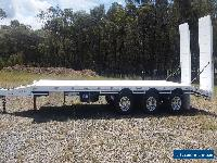 NEW 2017 FWR Tri Axle Tag Trailer **FREE FREIGHT TO SYD & MELB** for Sale