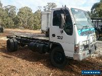 2005 Isuzu NQR cab chassis  for Sale